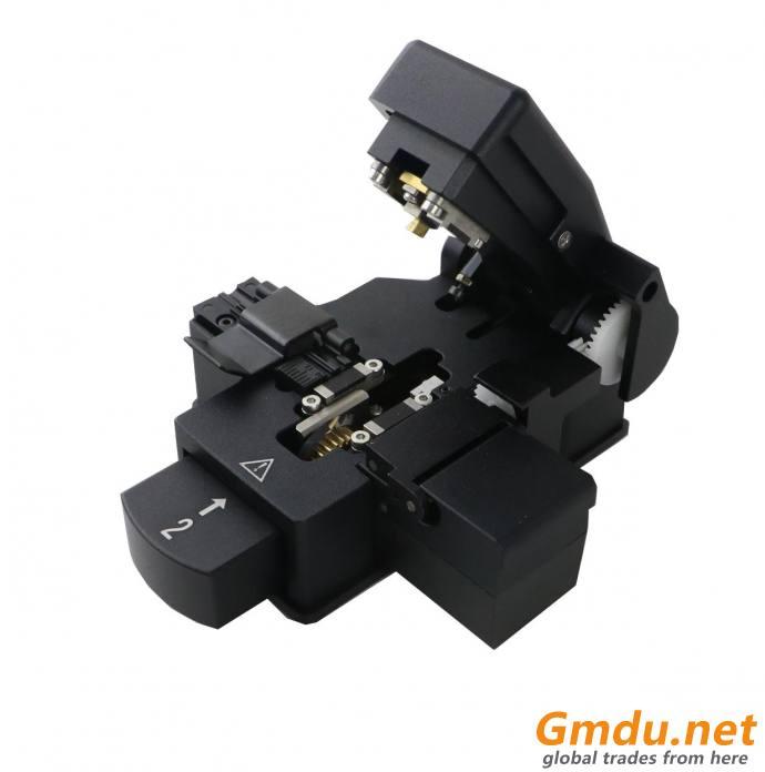 Auto-Rotate Blade High Precision Automatic Fiber Cleaver Fiber Cutter X-55B