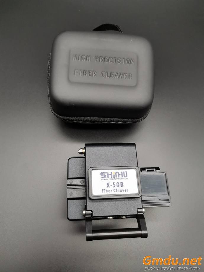 High Precision Optical Fiber Cleaver Quick Cutting Fiber Cleaver X50B
