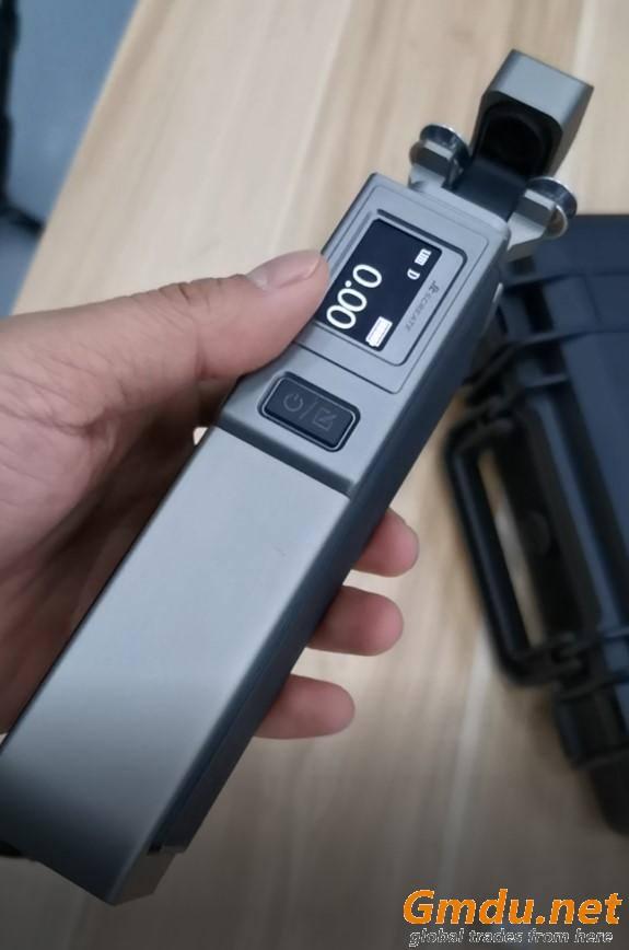 Wire diameter laser micrometer