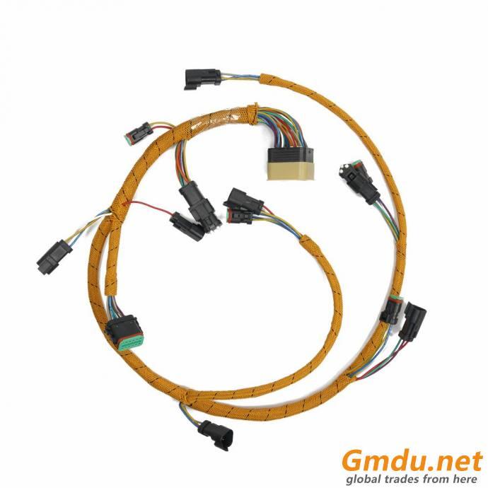 206-5016 caterpillar engine wiring harness