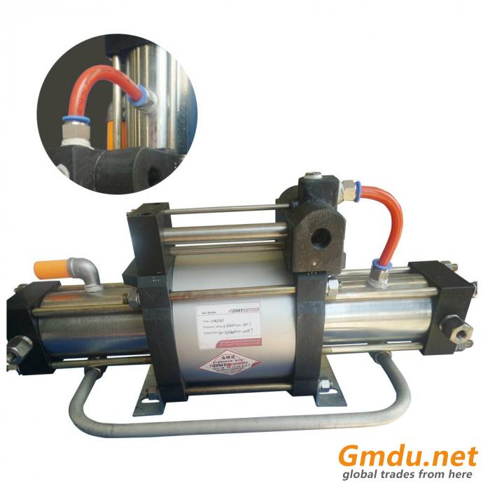 Air Driven Gas Booster Pump