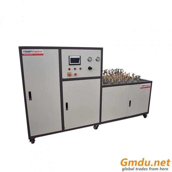 Pressure Pulse Testing Machine