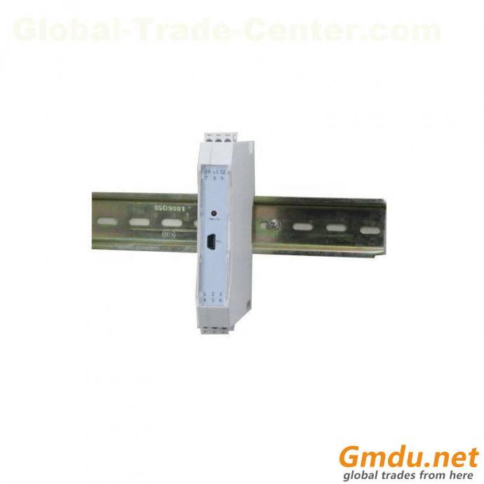 SI22 multiple input signal 4-20ma din rail analog signal isolator