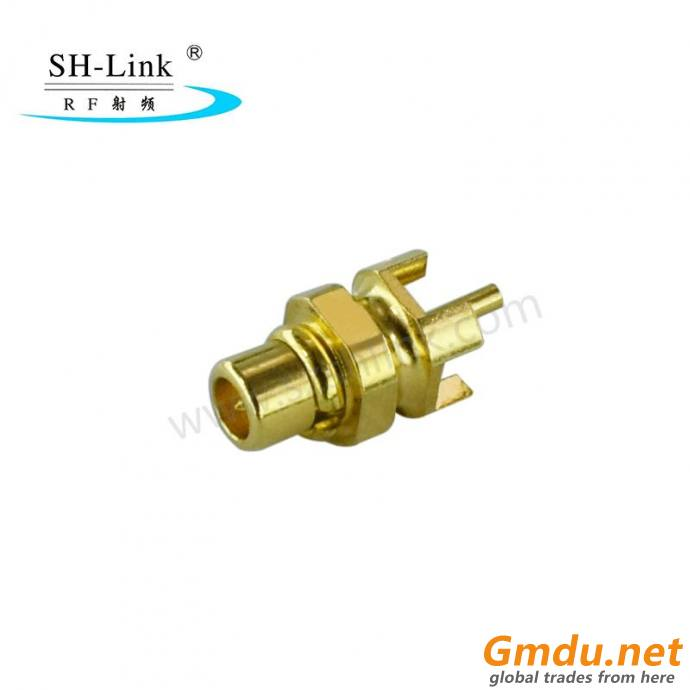 mmcx female coaxial connector