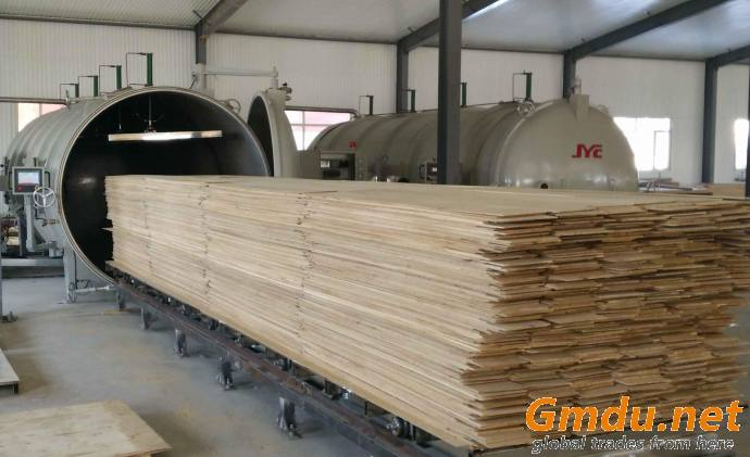 High Frequency Wood Vacuum Dryer/Kiln
