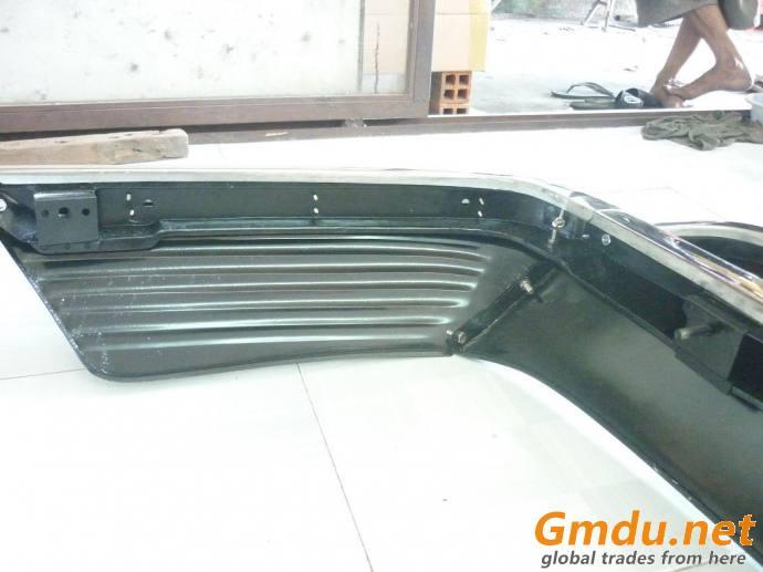 Mercedes Benz W107 Full set Stainless Steel Bumper
