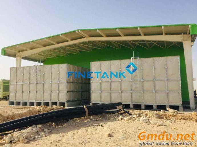 GRP Water Tanks