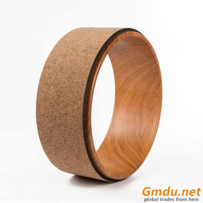 Cork Yoga Wheels-kwt05