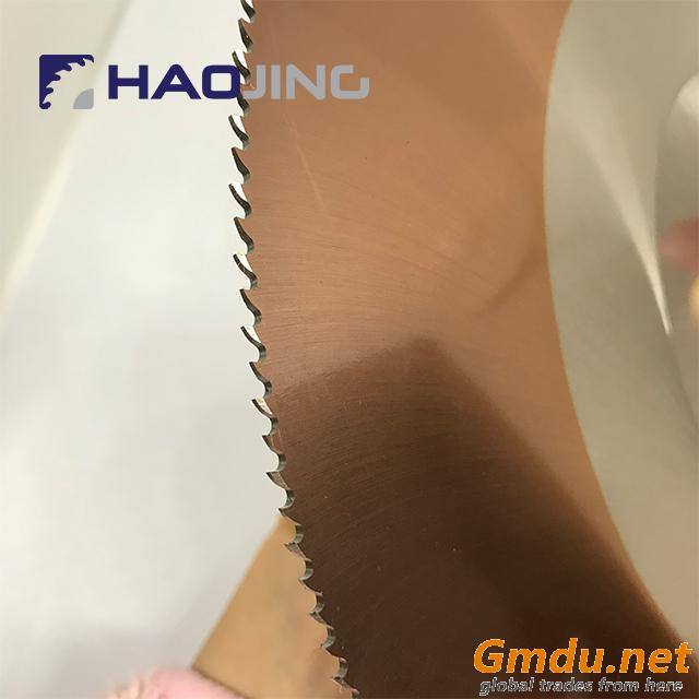 DM05 HSS Cold Saw Blade Red Coating BW Teeth