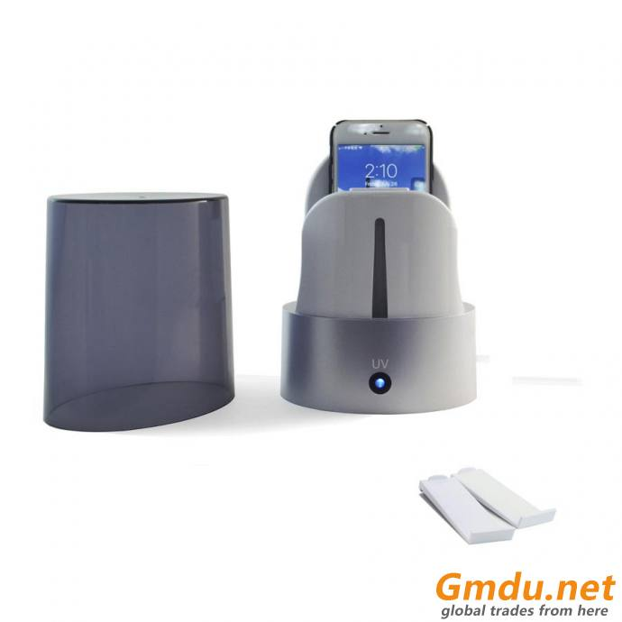 UV Spa Cell Phone Sterilizer with Wireless Charger