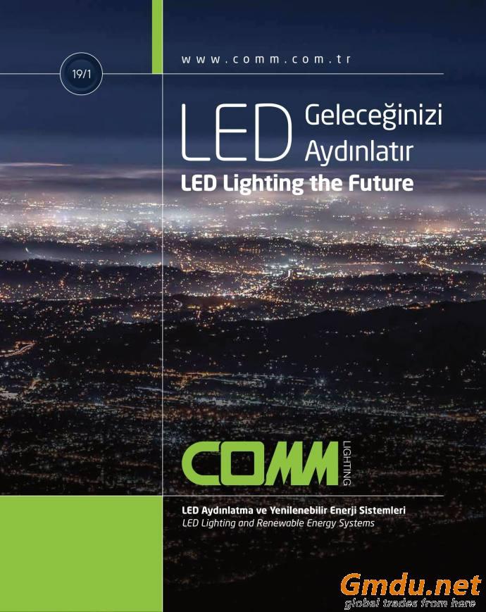 Indoor and Outdoor LED Lighting Fixtures