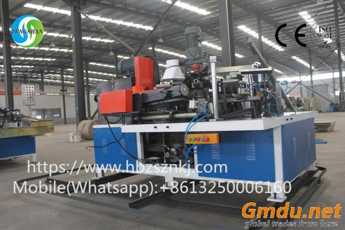 Automatic conical paper tube production line after finishing part