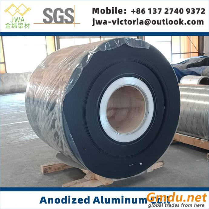 Anodized Aluminum Coil, 5052 Aluminum Sheet for Metal Building Material