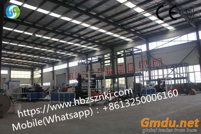 conical paper tube production line