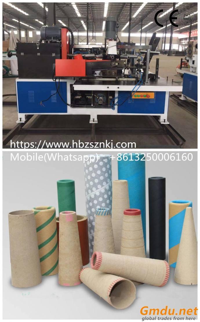 paper cone machine