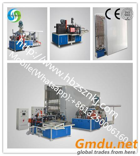 High Speed / New / Cone Machine