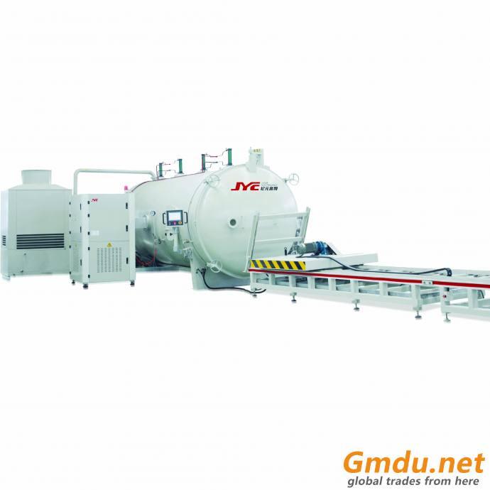 20CBM HF/RF Fast high frequency wood vacuum drying/timber dryer klin