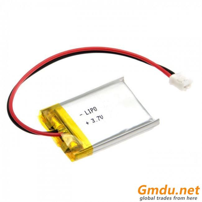 Lithium Polymer batteries