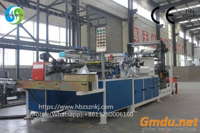 paper cone machine/conical paper tube machine