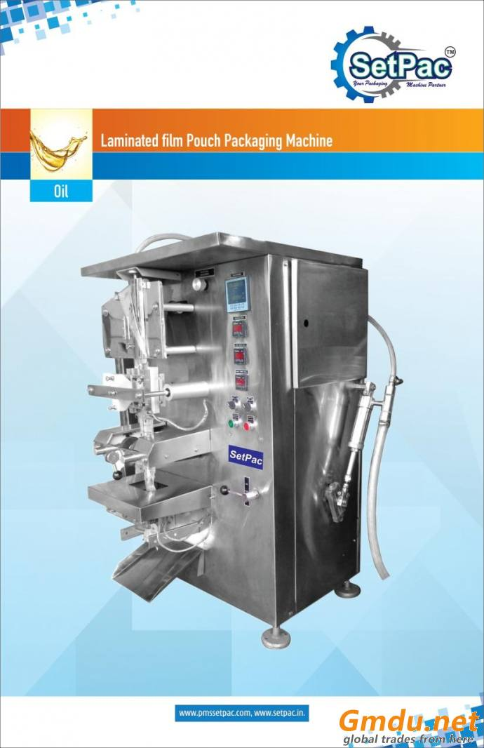 Milk Pouch Packaging Machine
