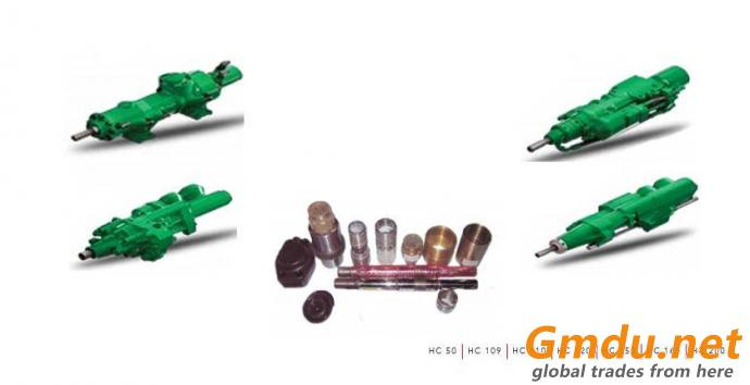 Hydraulic Rock Drifter Spare Parts