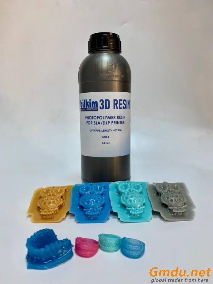 POLYCURE PHOTOPOLYMER RESIN FOR 3D PRINTERS