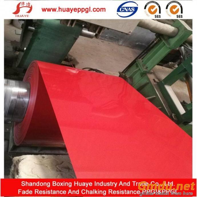 ppgi ppgl prepainted galvanized sheet steel coil