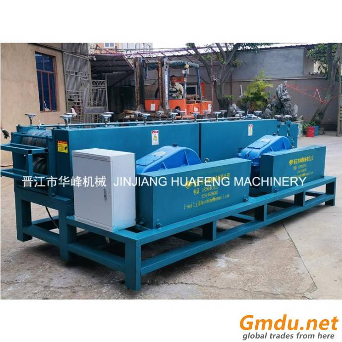 Round to Square Tube Roll Forming Machine
