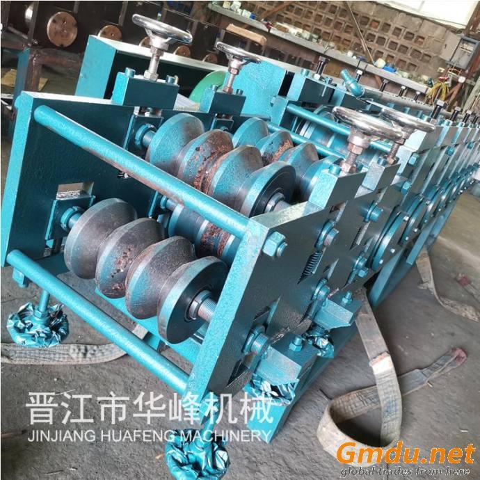 Rectangular Pipe Roll Forming Machine