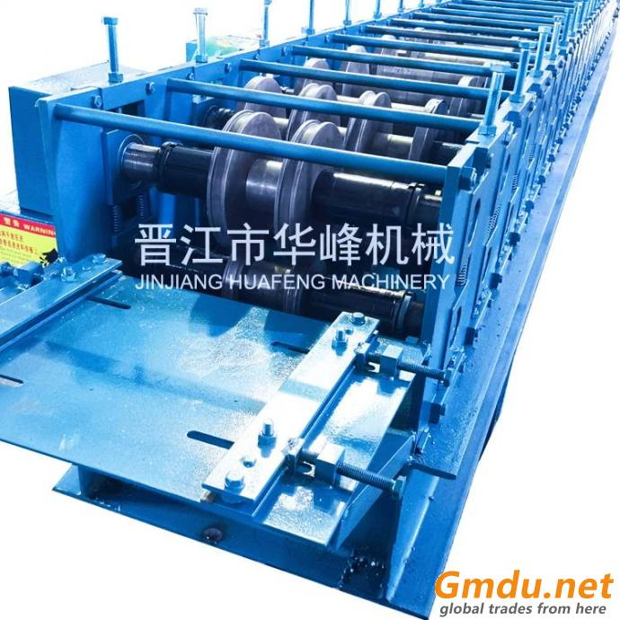 Scaffolding Walk Board Sheet Roll Forming Machine