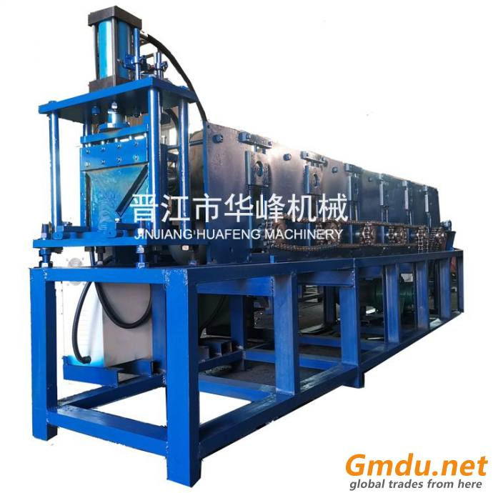 Valley Ridge Roll Forming Machine