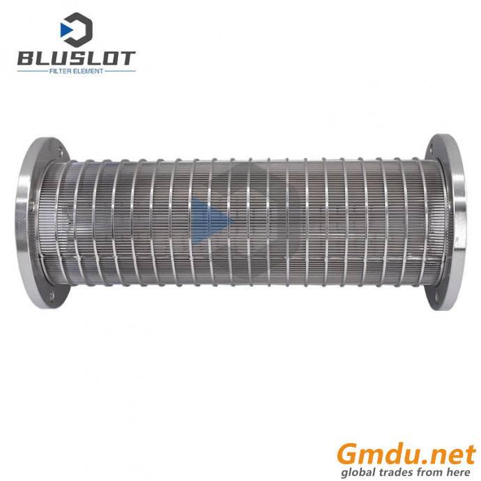 Screw Press Screen Filter Basket Screen For Cow Pig Chicken Manure Dewatering Separator Machine