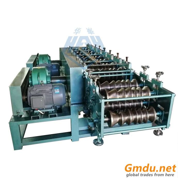 Stainless Steel Square Pipe Roll Forming Machine