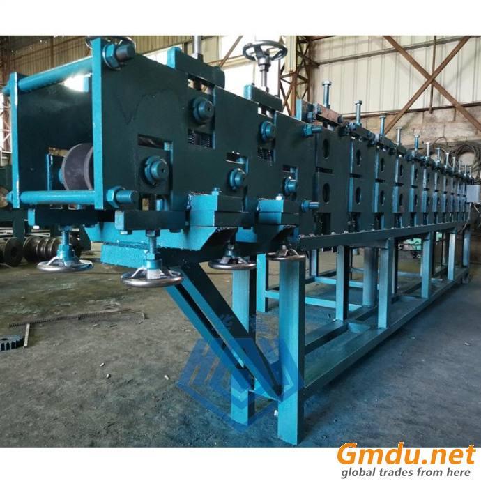 Stainless Steel Handrail Tube Roll Fomring Machine