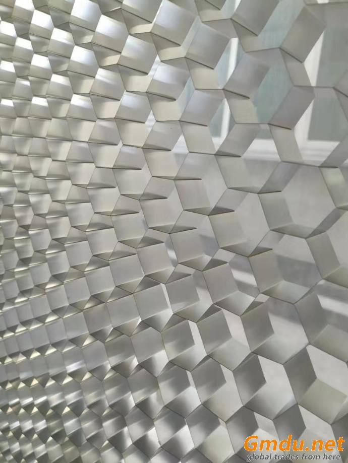 Aluminum Honeycomb Core for Honeycomb Floating Roof