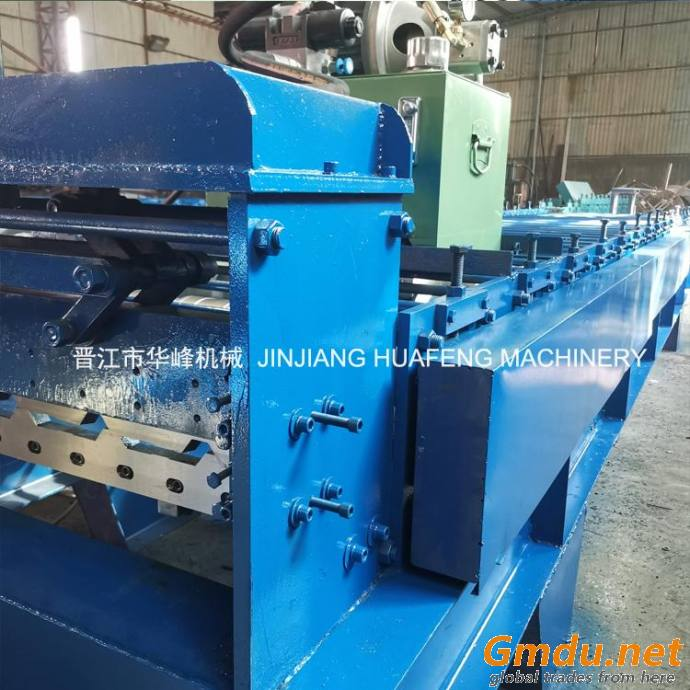 750 Steel Roof Sheet Roll Forming Machine