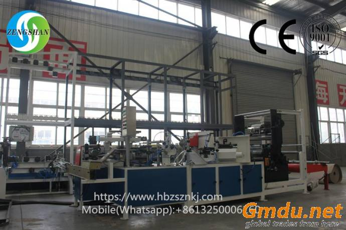 High Speed/Tube Machine/Reeling Part Machine