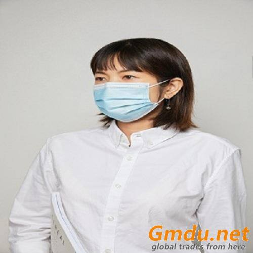 Disposable masks civilian nonwoven three-layer thickened daily protective masks
