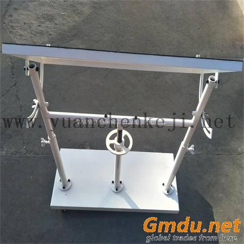 Sample Support Stand for Automotive Windshield Optical Inspection