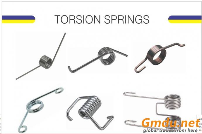 Springs, Wireforms
