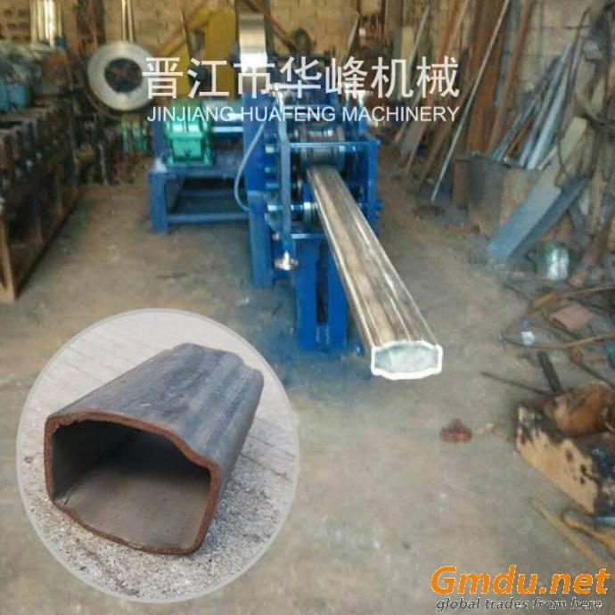 Custom Greenhouse Frame Profile Roll Forming Machine