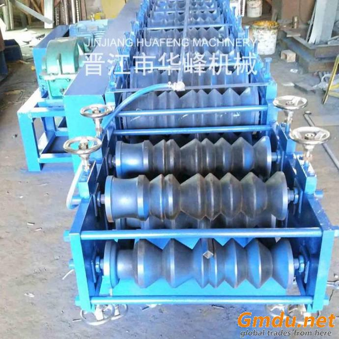 Special Shape Handrail Tube Roll Forming Machine