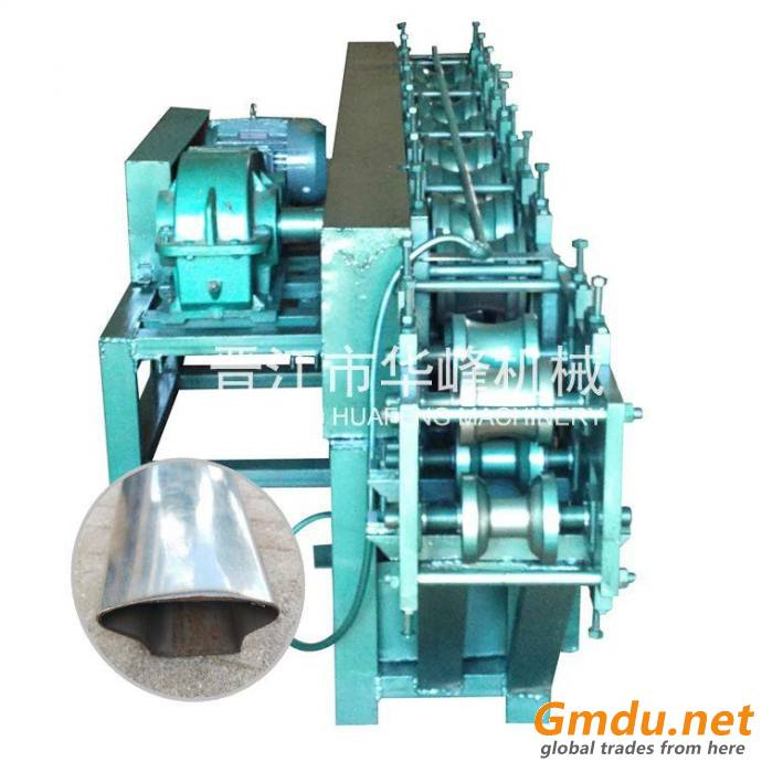 Stainless Steel Handrail Tube Forming Machine