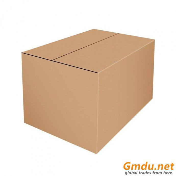 Moving carton large 5 layers of blank money thickened paper box storage box moving company box