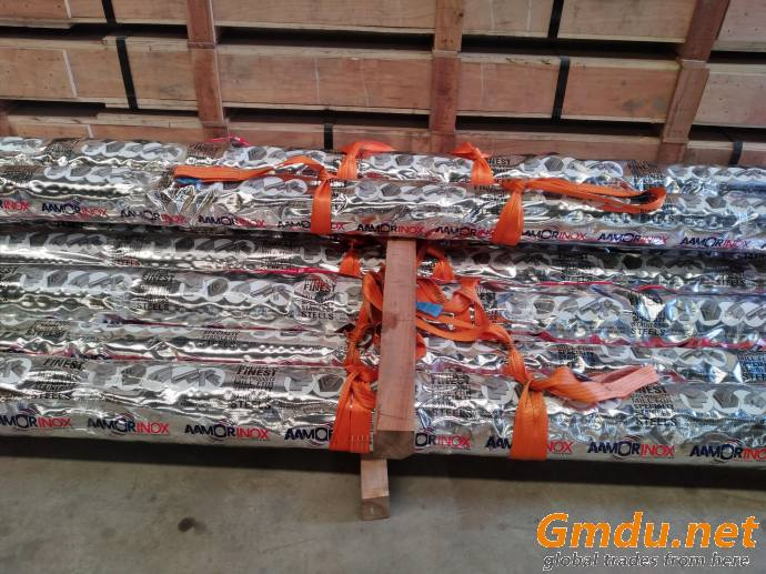 STAINLESS STEEL BARS - ROUND/HEX/FLAT/SQUARE/ANGLES