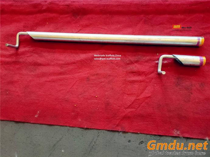 Construction Steel Scaffolding Anchor Tube Scaffold Wall Tie with Hooks Tubular Hooks