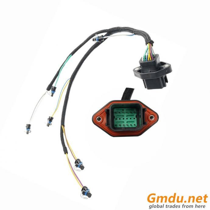 caterpillar C9 419-0841 injector wire harness