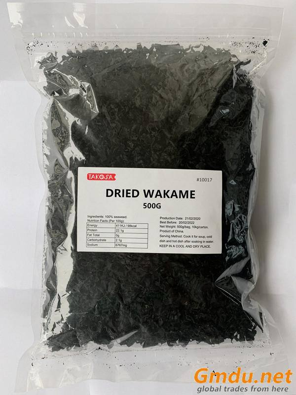 DRIED CUT WAKAME