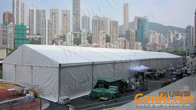 Outdoor sports tent