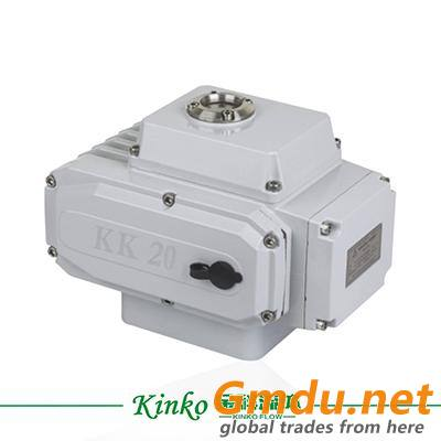 electric actuator 220VAC/110VAC/24VDC